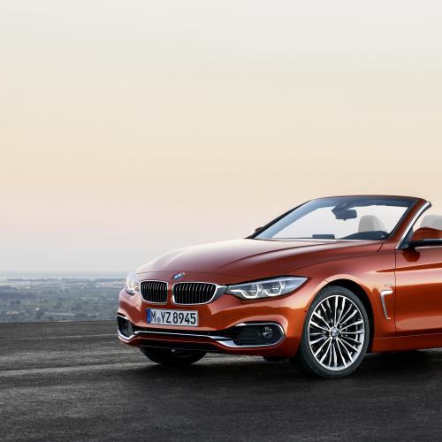BMW Série 4 restylée 2017