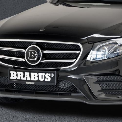 Mercedes Classe E 2017 par Brabus