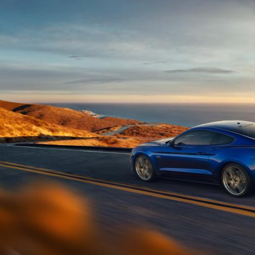 Ford Mustang restylée 2017