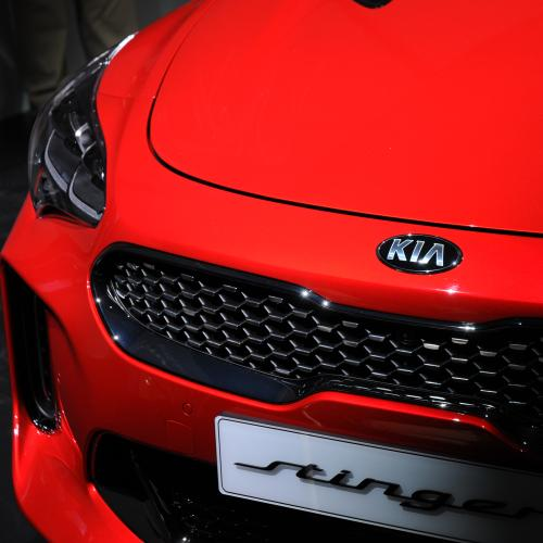 Kia Stinger (reveal)