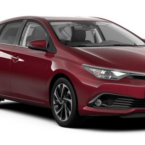 Toyota TechnoLine (2017)