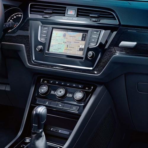 Albums photos - Volkswagen Touran Sound et Golf Sportsvan ...