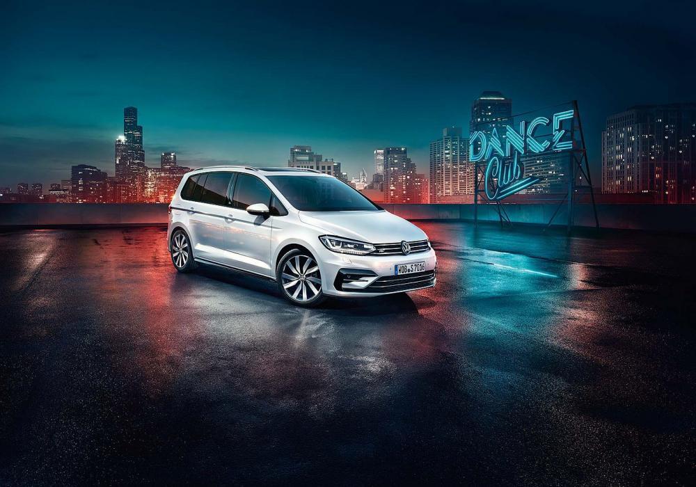 Volkswagen Touran Sound et Golf Sportsvan Sound