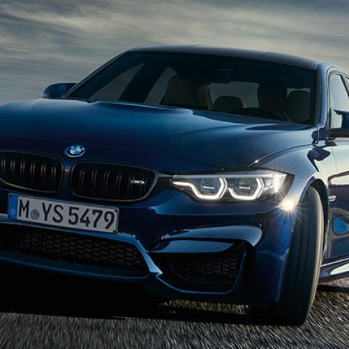 BMW M3 restylée 2017