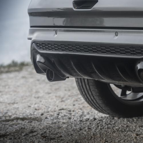 Ford Kuga restylé (essai - 2016)