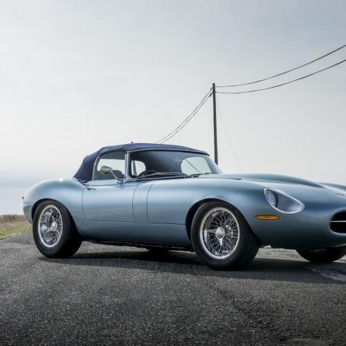 Eagle Spyder GT : la Jaguar Type E sous hormones