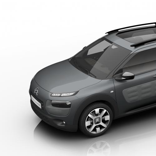 Citroën C4 Cactus OneTone (officiel - 2017)