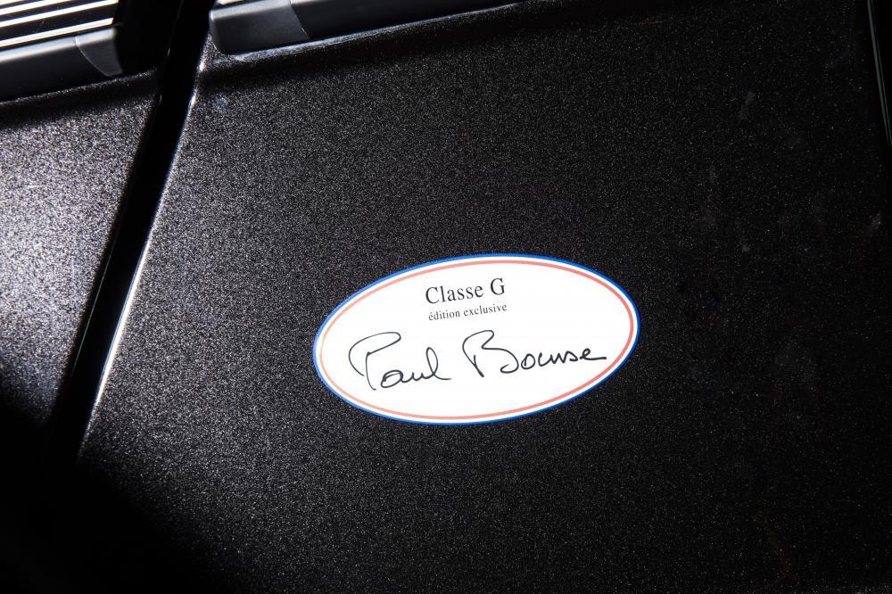 Albums photos mercedes classe g paul bocuse for Cuisinier 32 etoiles