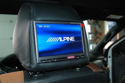 Installation vidéo Ford Ranger Hifimobile