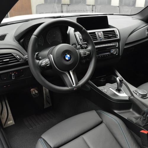 BMW M2 AC Schnitzer par BMW Abu Dhabi