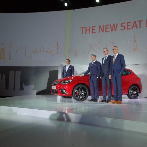 Seat Ibiza 2017 (reveal - 2017)