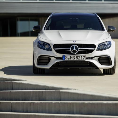 Mercedes-AMG E 63 Estate 2017