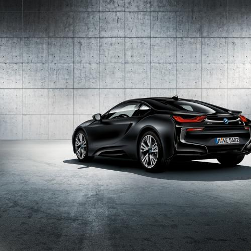BMW i8 Frozen Edition