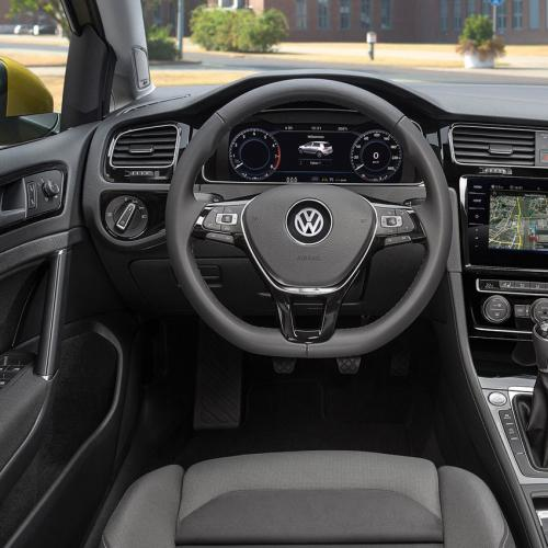 VW Golf 7 2017 Discover Pro