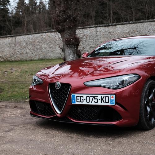 BMW M3 Pack Compétition vs Alfa Romeo Giulia Quadrifoglio