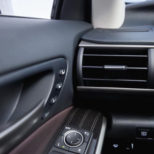 Lexus IS300h restylée (essai - 2017)