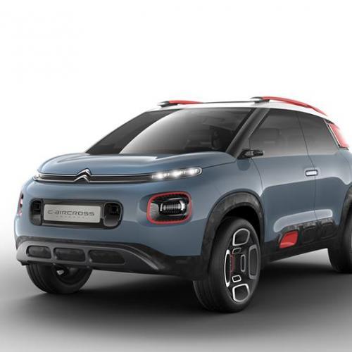 Citroën C-Cross Concept