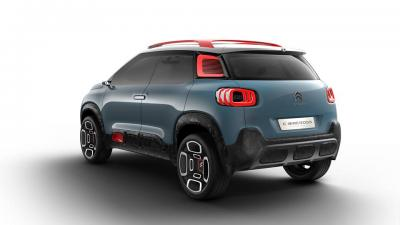 Citroën C-Cross Concept