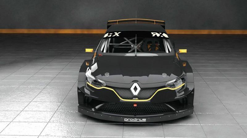 Renault Mégane 4 Supercar WRX