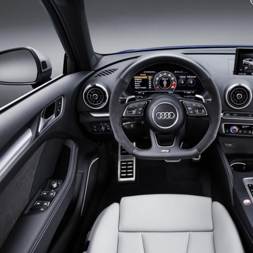 Audi RS3 Sportback restylée (2017)