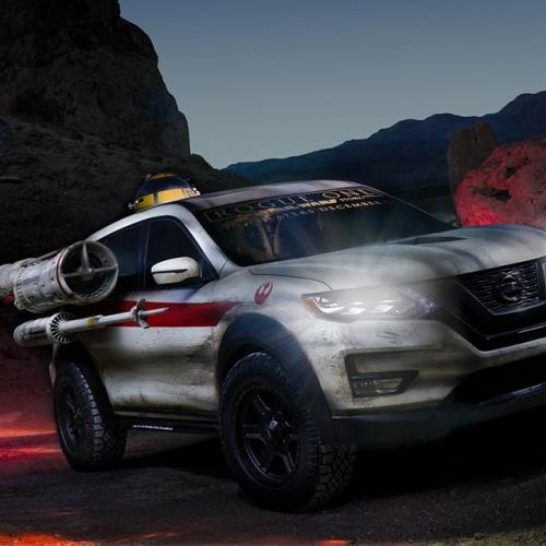 Nissan X-Trail Star Wars