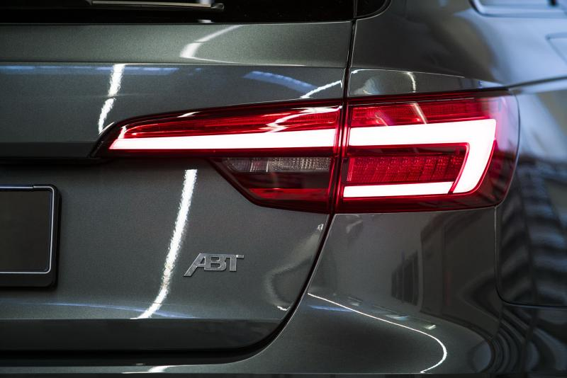 Audi S4 Avant 2017 par ABT
