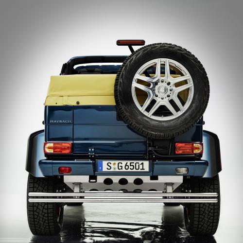 Mercedes-Maybach G 650 Landaulet