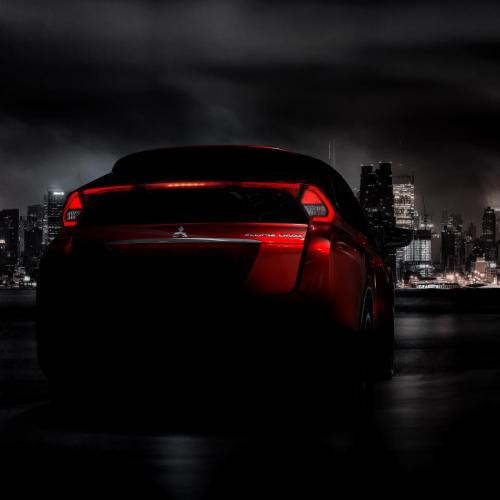 Teasers Mitsubishi Eclipse Cross