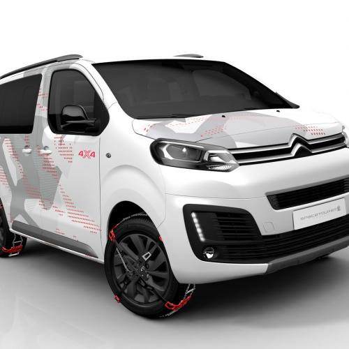 Citroën Spacetourer Ë Concept