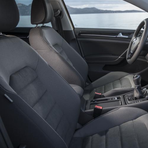 Volkswagen Golf 7 restylée (essai - 2017)