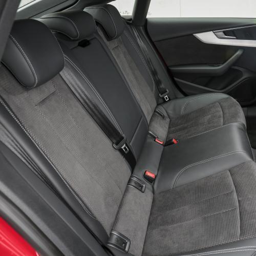 Audi A5 Sportback TDI 190 (essai - 2017)