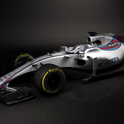Williams FW40 2017