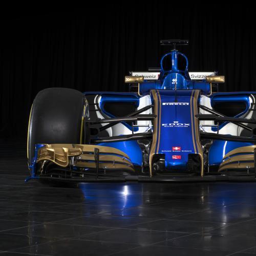 Sauber C36 2017