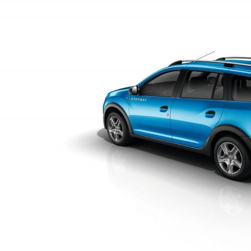 Dacia Logan MCV Stepway (officiel - 2017)
