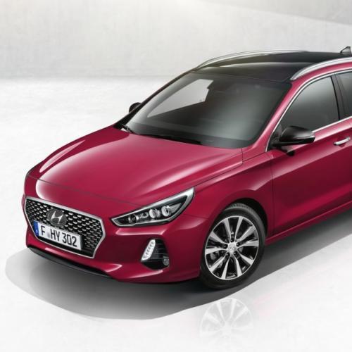 Nouvelle Hyundai i30 SW 2017