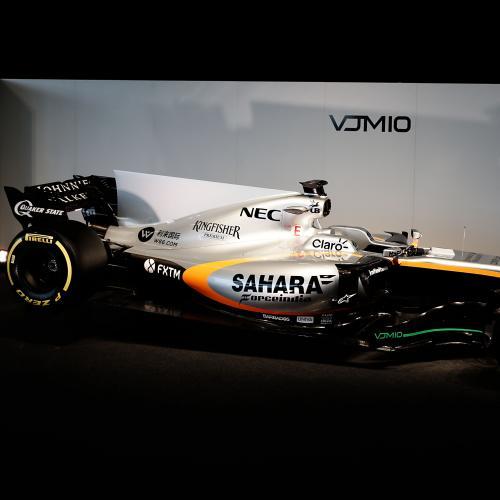 Force India VJM10 2017