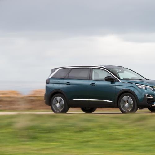 Peugeot 5008 (essai - 2017)