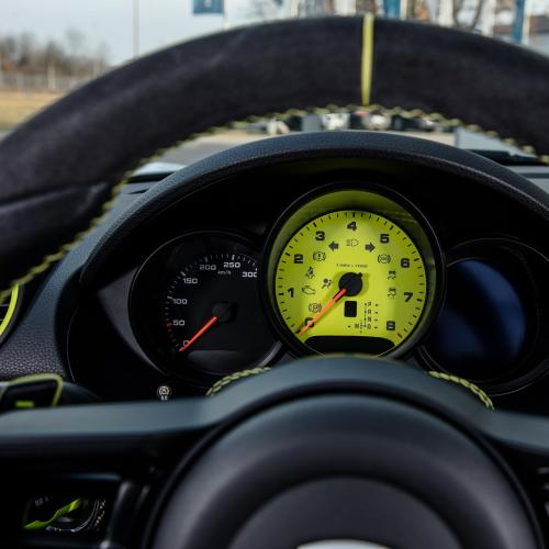 Porsche 718 Cayman et Boxster par TechArt