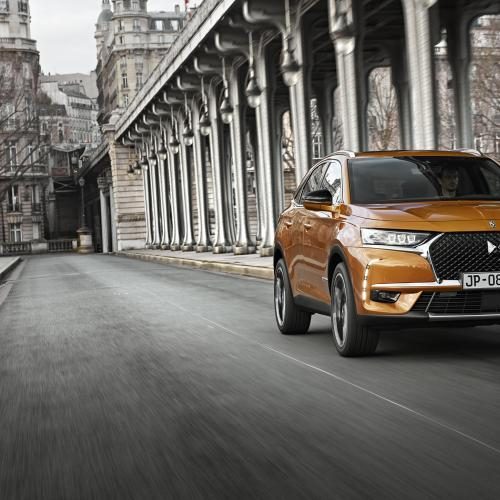 DS 7 Crossback 2017 (officiel)