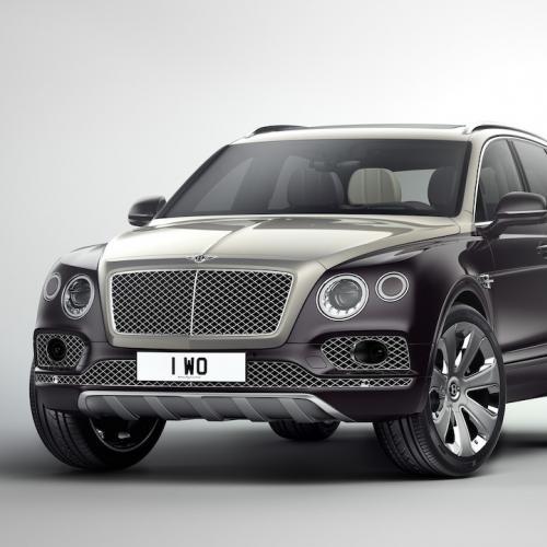 Bentley Bentayga par Mulliner