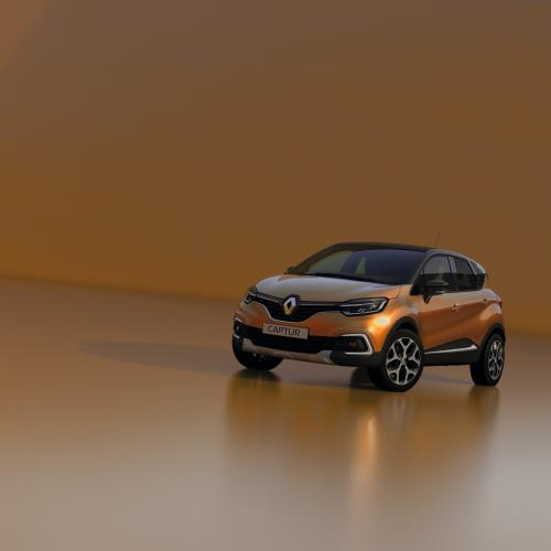 Renault Captur restylé (officiel - 2017)
