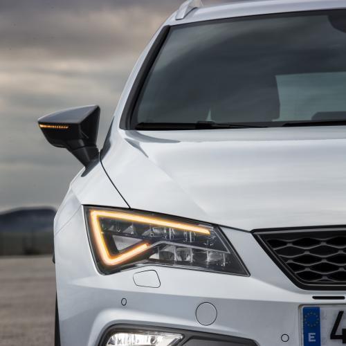 Seat Leon Cupra 300 (essai - 2017)