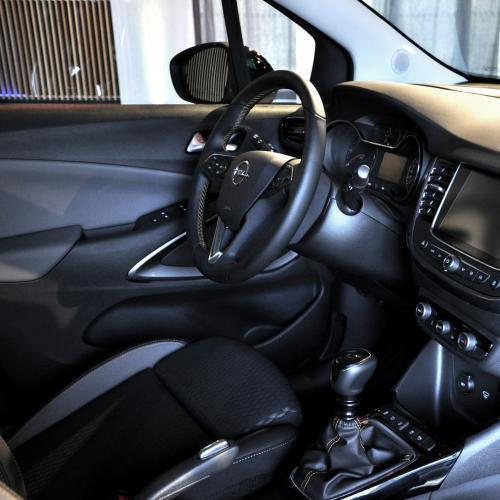 Opel Crossland X (1ère européenne - 2017)