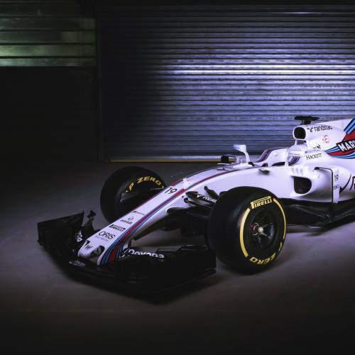 F1 : toutes les monoplaces de la saison 2017 en photos