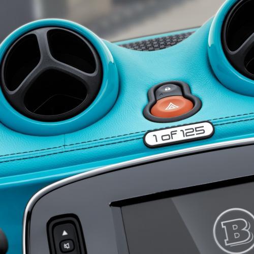 Smart ForTwo Brabus Ultimate 125 2017