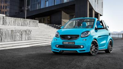Smart ForTwo Brabus Ultimate 125 2017