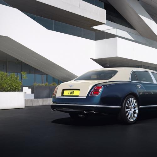 Bentley Mulsanne Hallmark Series by Mulliner
