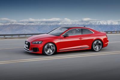 Audi RS 5 2017